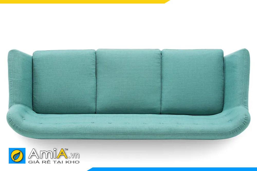 Hình ảnh mặt trên ghế sofa văng