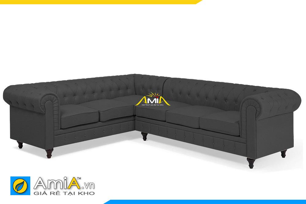 sofa tân cổ điển sang trọng