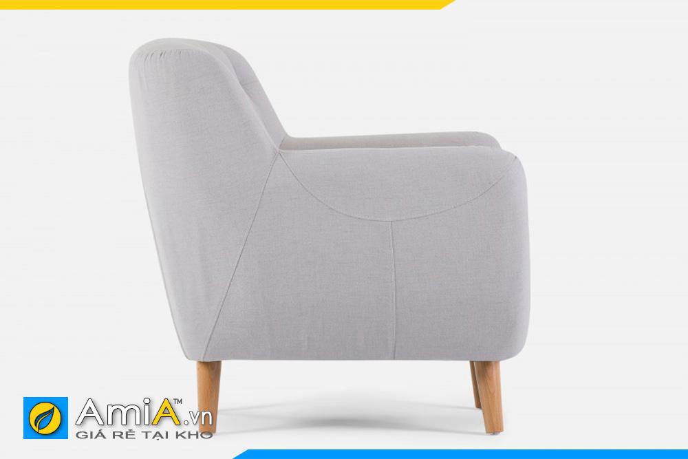 mặt bên cạnh của ghế sofa