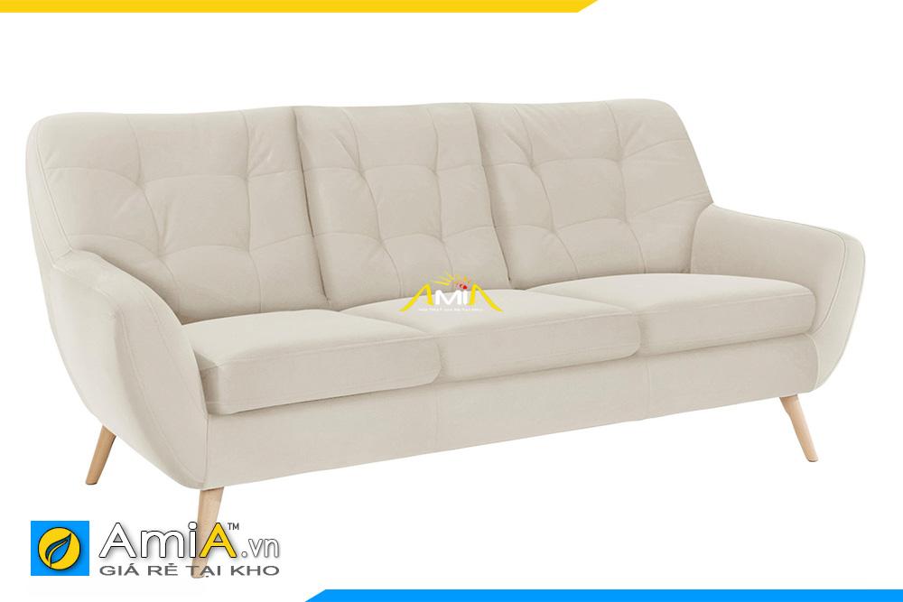 ghế sofa văng có tựa lưng cao