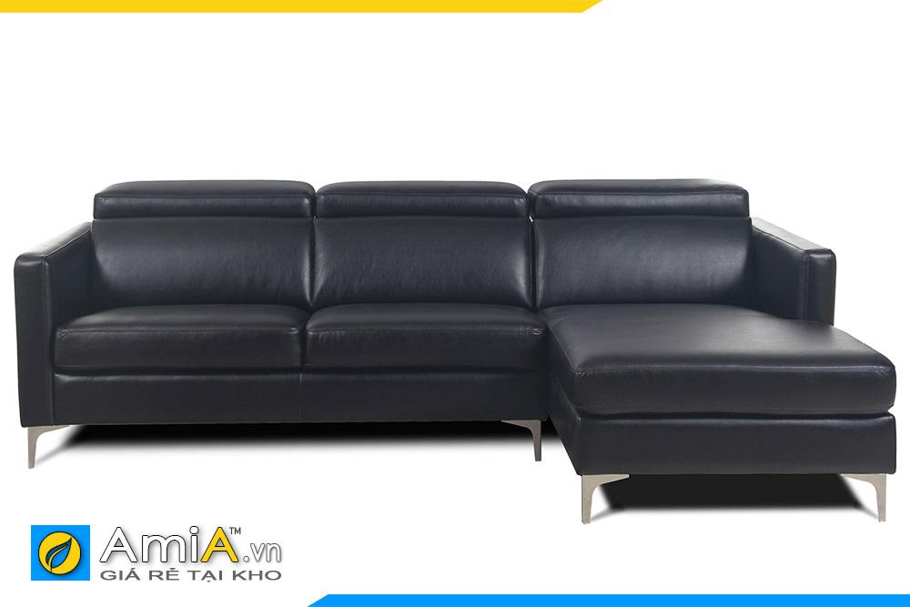 Mẫu ghế sofa góc chữ L