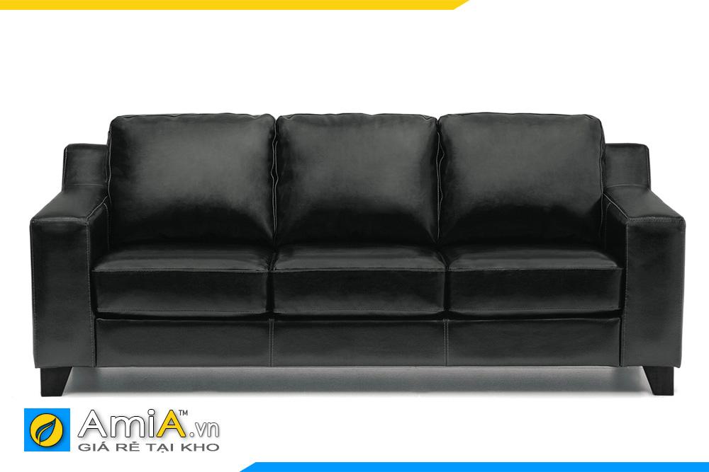 mẫu sofa màu đen đẹp nhất