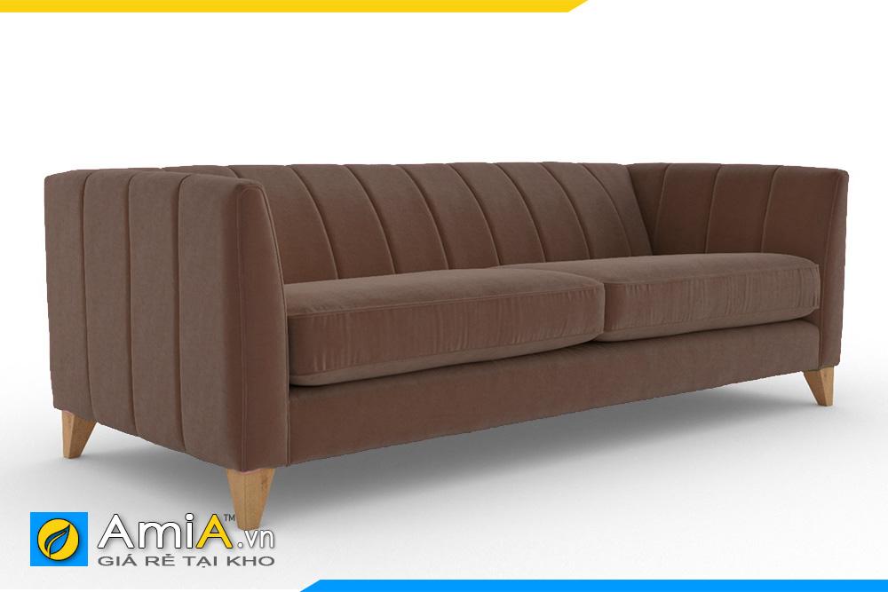 Sofa đẹp màu nâu hồng