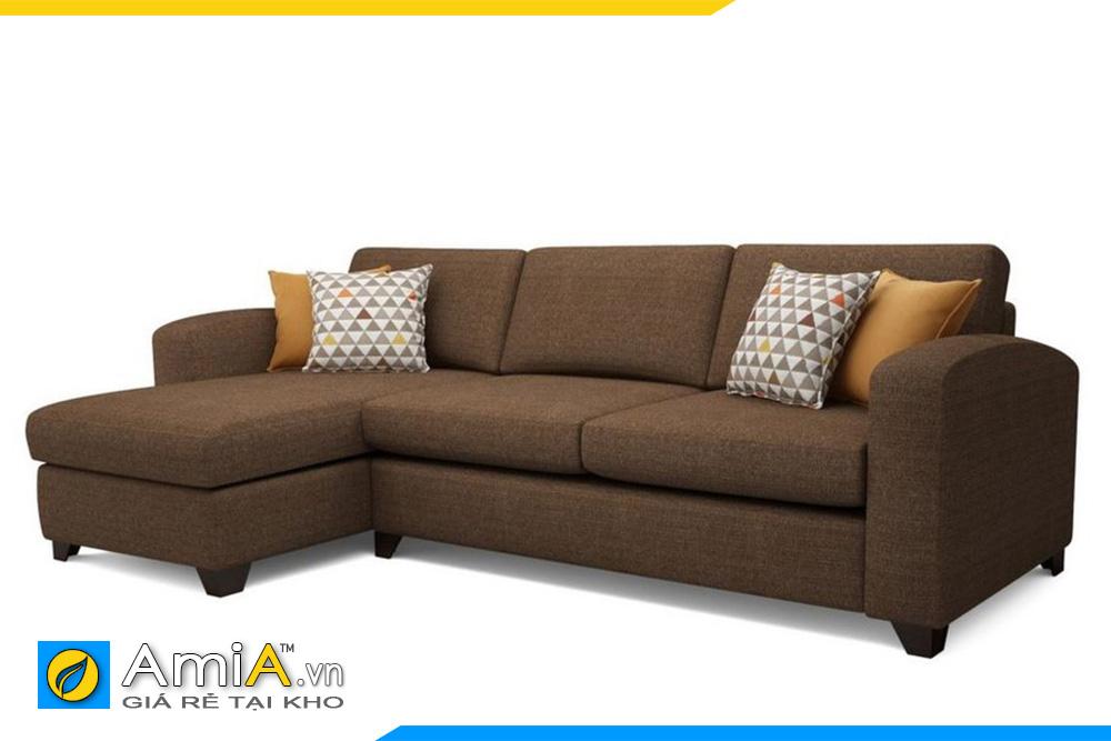Ghế sofa nỉ giá rẻ