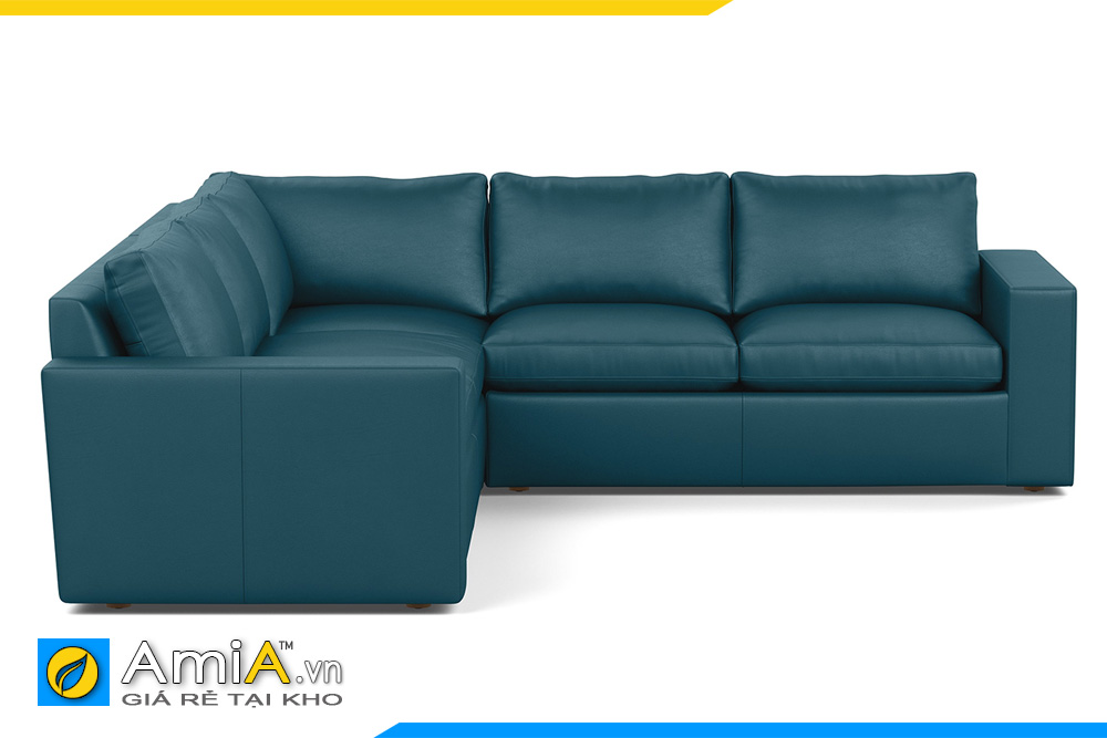 sofa góc chữ V đẹp AmiA 20128
