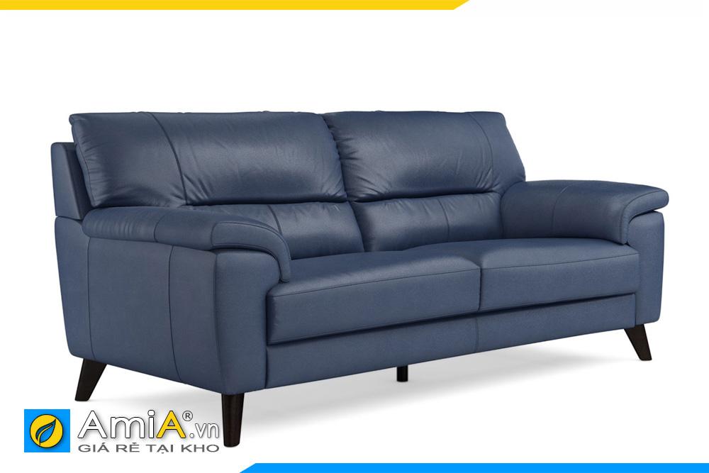 Ghế sofa văng da đẹp AmiA 20001