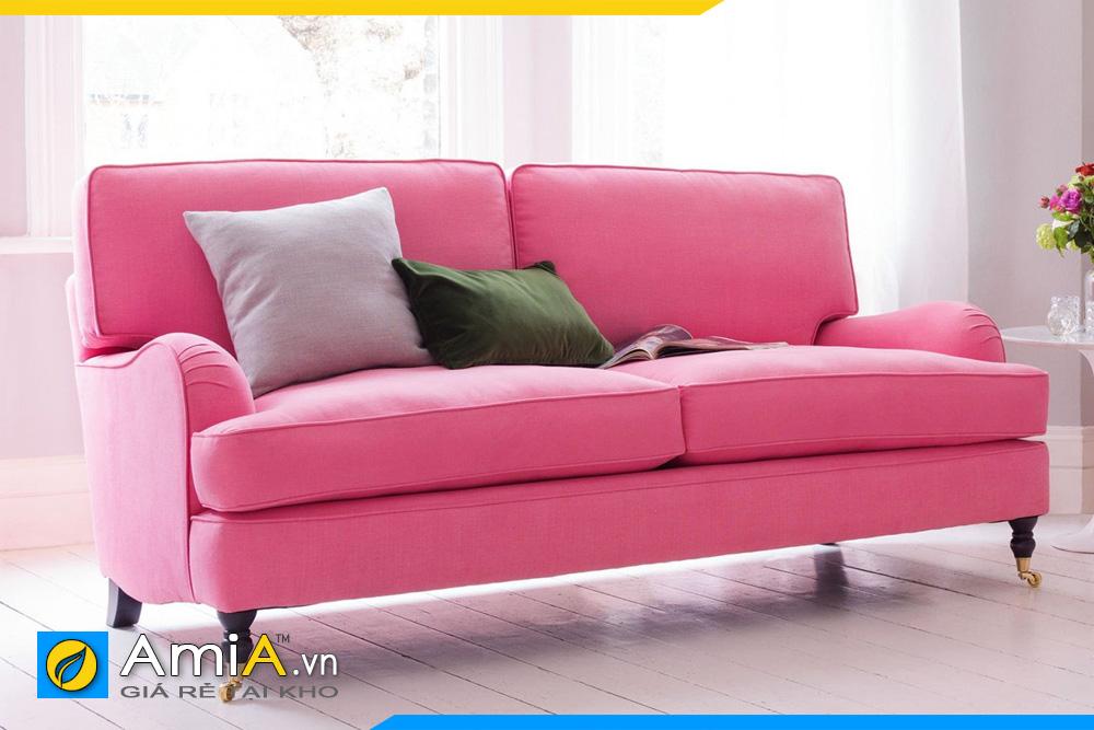 Ghế sofa 2 chỗ tân cổ điển
