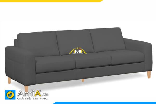 ghế sofa nhỏ xinh dạng văng