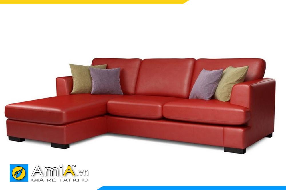 sofa da giá rẻ bình dân