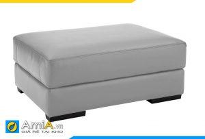 ghế sofa đôn lớn hình chữ nhật AmiA 20055