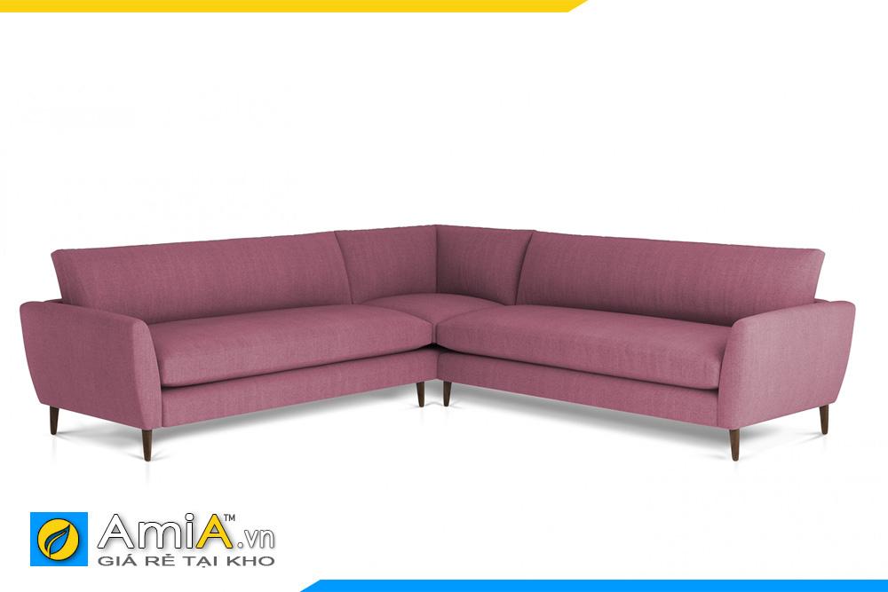 sofa góc chữ V đẹp nhất