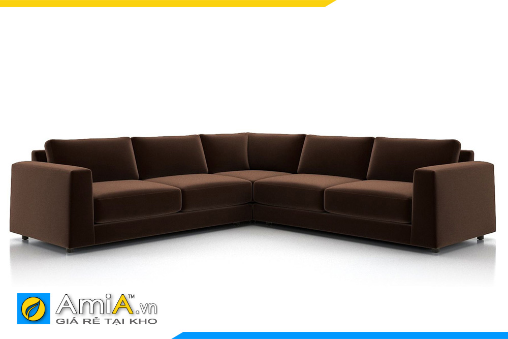 Sofa góc chữ V đẹp