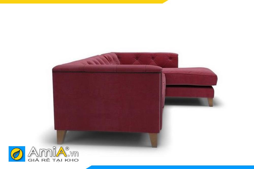 sofa góc chữ L nhỏ