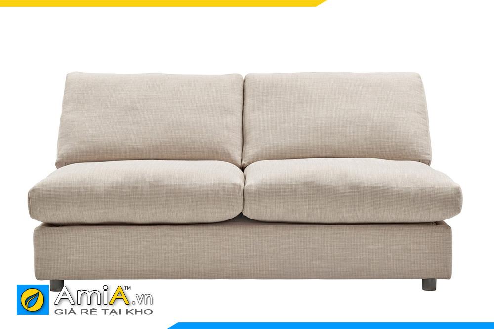 ghế sofa văng 2 chỗ không tay vịn AmiA 20068