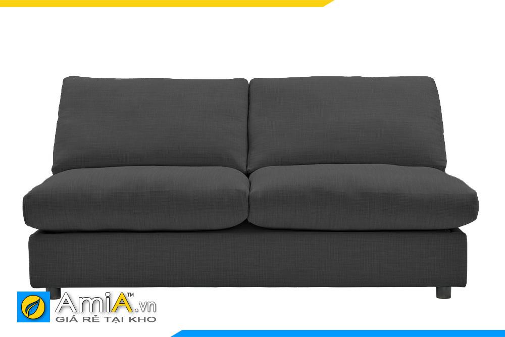 sofa phòng ngủ màu ghi