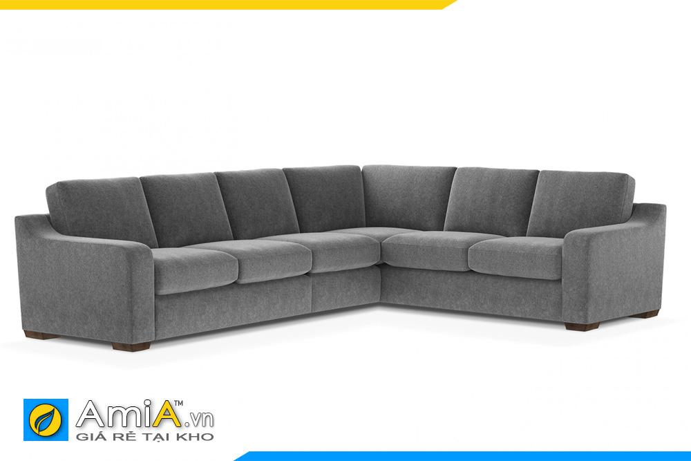 sofa đẹp cho phòng rộng AmiA 20092