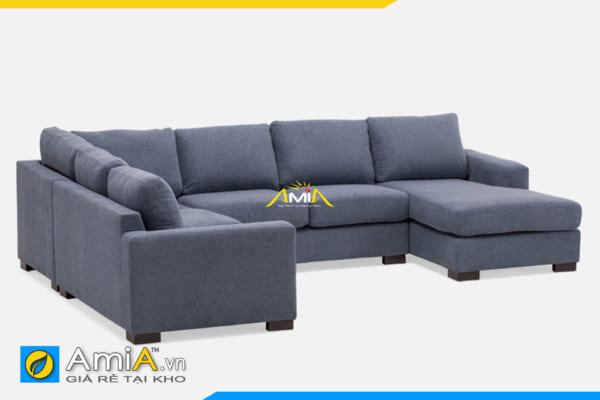 sofa góc chữ U đẹp giá rẻ
