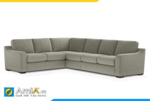 sofa cho phòng khách rộng AmiA 20092