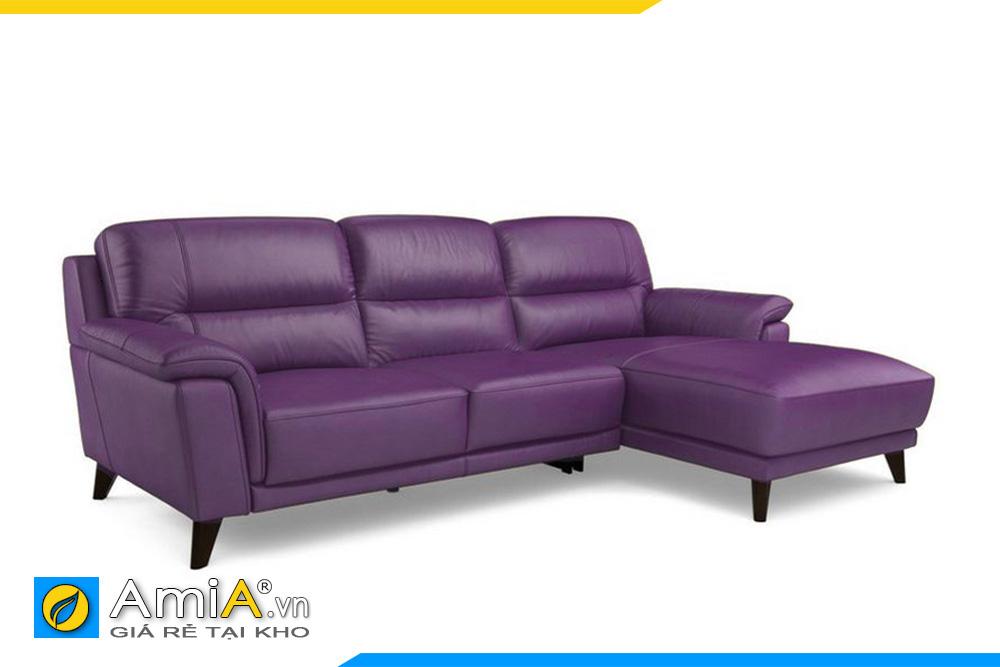 Ghế sofa da đẹp