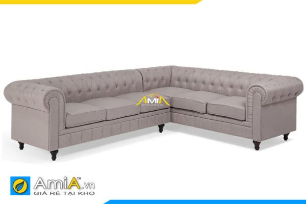 Sofa phòng khách đẹp tân cổ điển