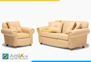 bộ ghế sofa tân cổ điển nhiều ghế