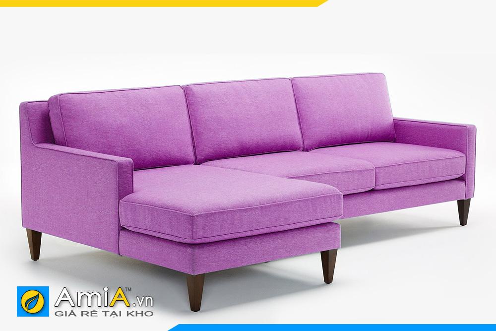 Ghế sofa phòng khách đẹp kiểu góc chữ L