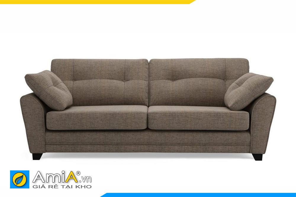 ghế sofa đẹp màu nâu xám
