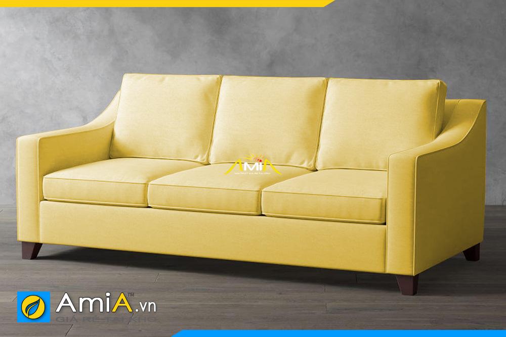 ghế sofa văng dài màu vàng AmiA 20129