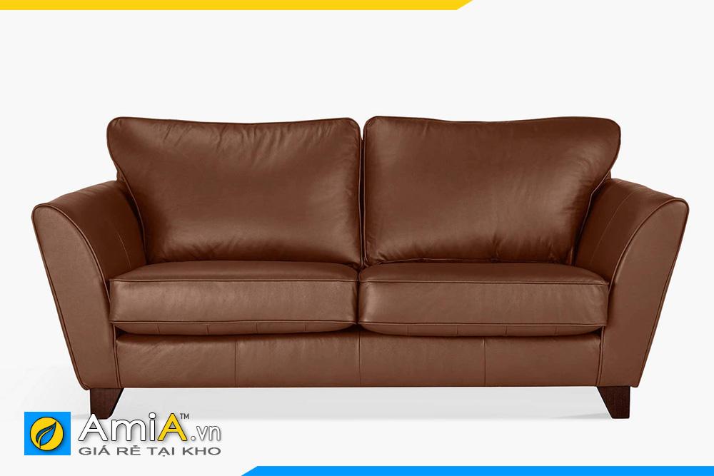 sofa da kê phòng ngủ đẹp