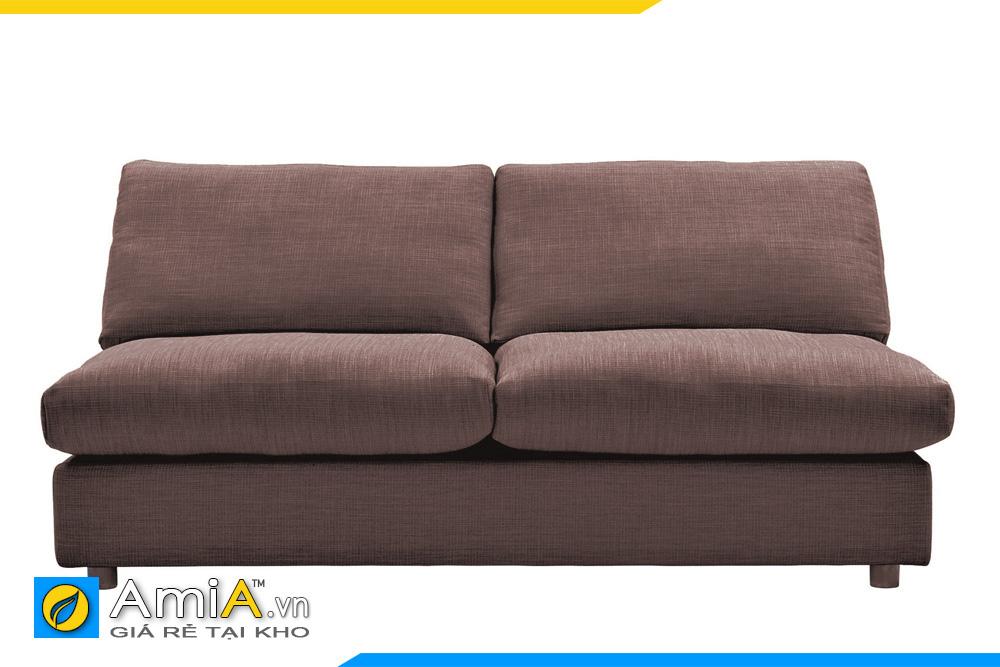 Sofa giá rẻ màu nâu