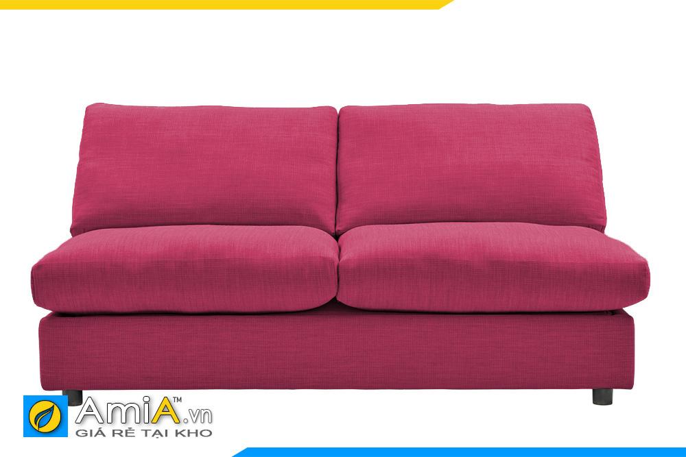 sofa phòng ngủ vợ chồng màu đỏ
