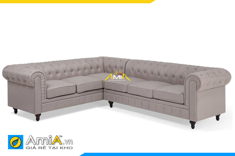 Ghế sofa đẹp kiểu tân cổ điển AmiA 20072