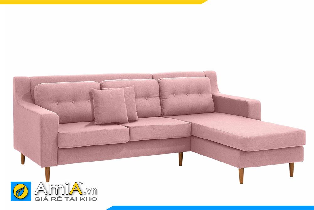 ghế sofa nỉ giá rẻ bình dân