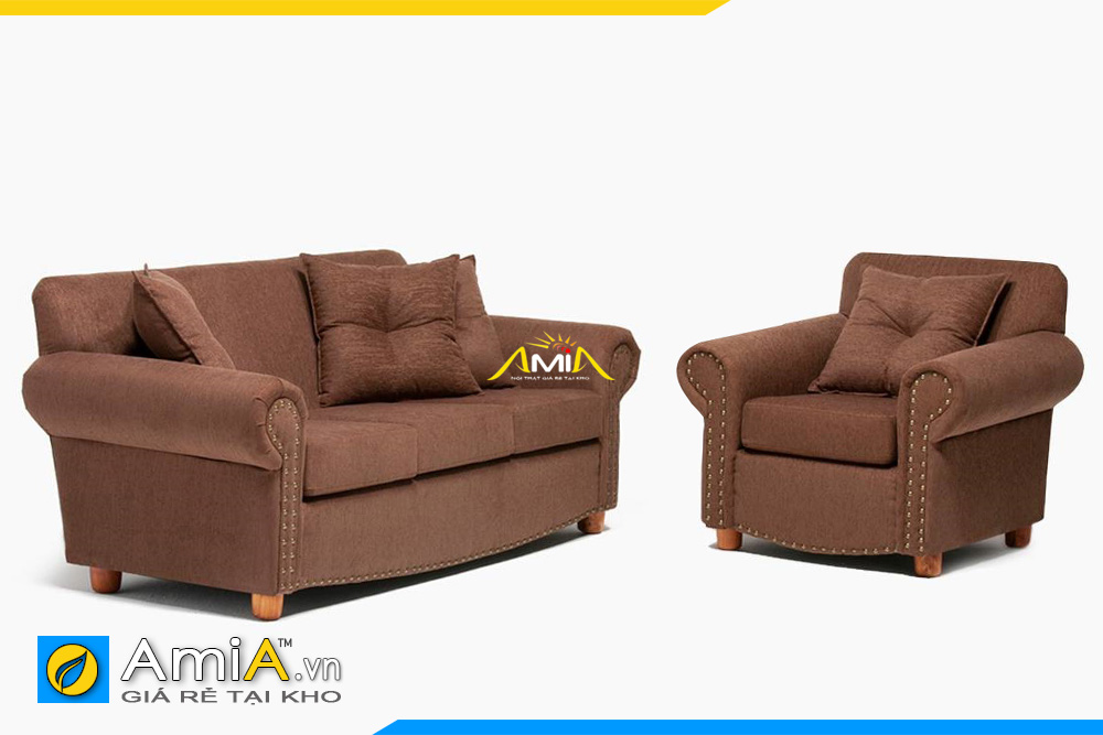 sofa phòng khách tân cổ AmiA 20177