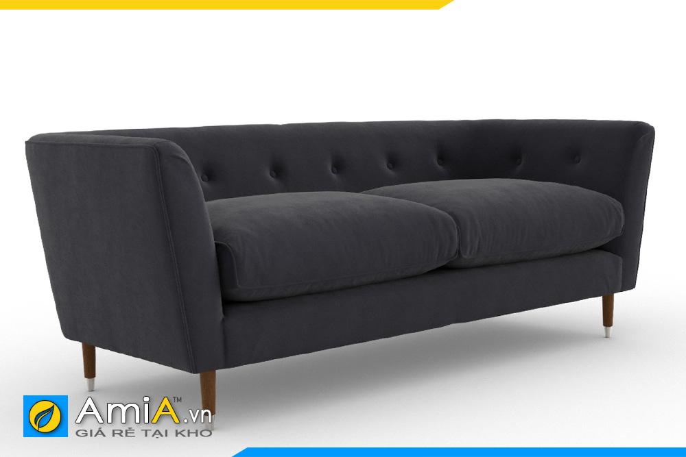 Sofa tân cổ điển đẹp dạng văng