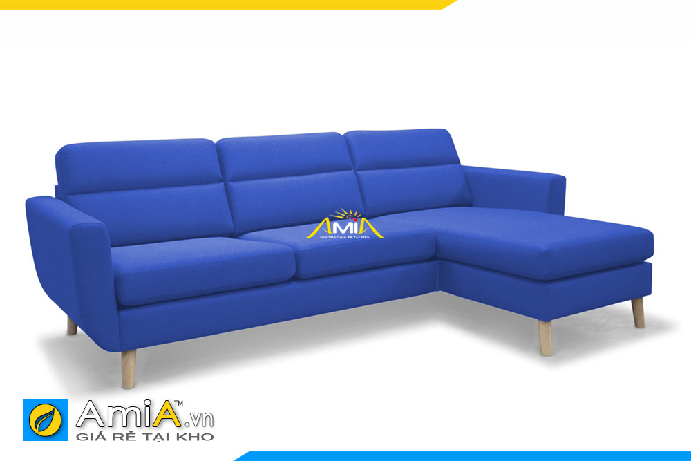 Mẫu ghế sopha đẹp kiểu góc AmiA 20219