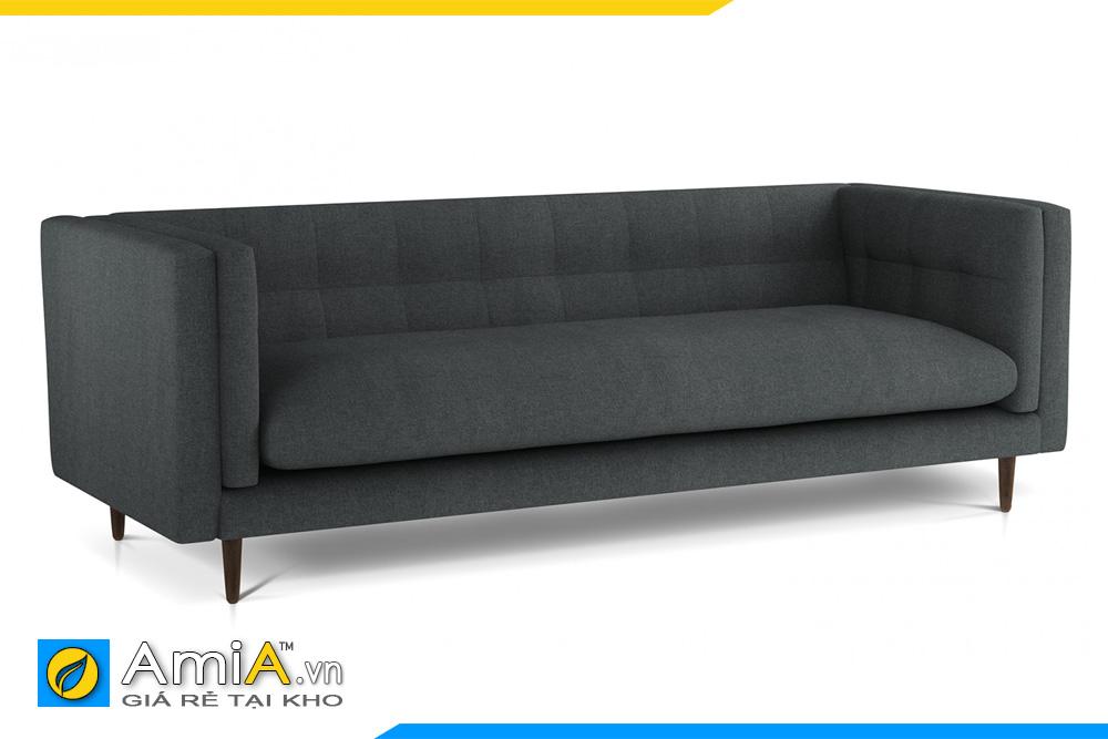 ghế sofa văng dài màu ghi AmiA 20100