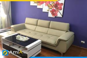 sofa cho phòng khách nhỏ AmiA 20220
