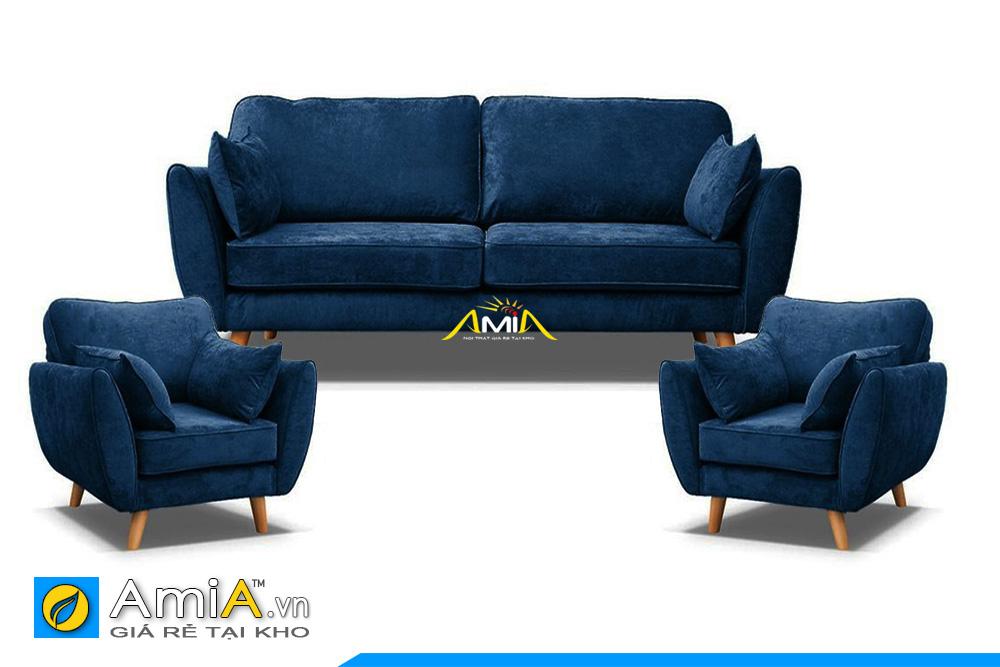 bộ sofa phòng khách gồm nhiều ghế