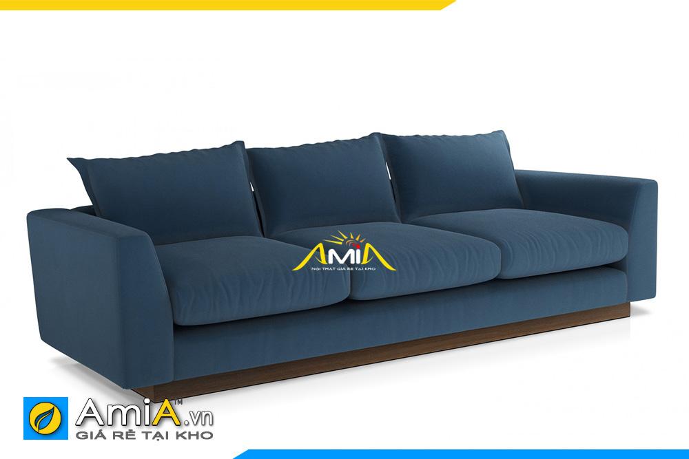 ghế sofa dáng thấp dạng văng AmiA 20101