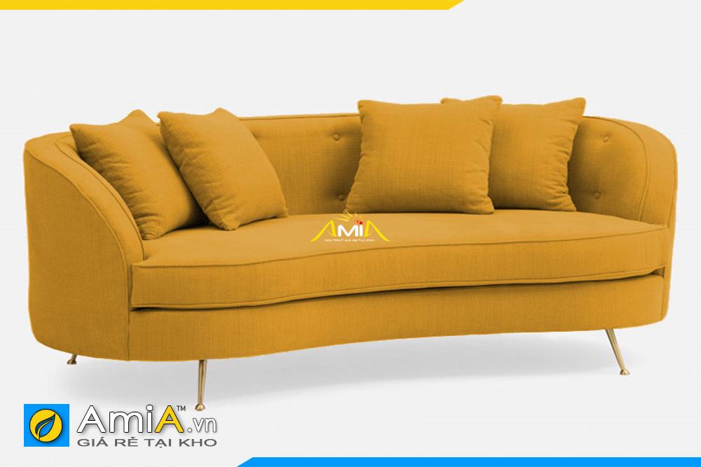 sofa màu vàng hợp người mệnh thổ