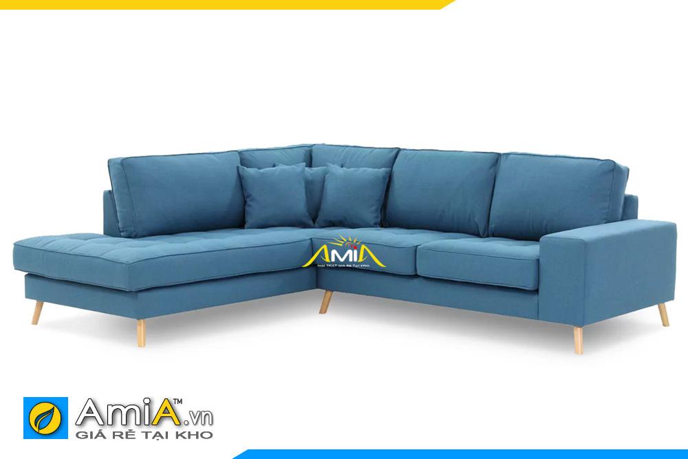 ghế sofa nỉ đẹp thiết kế trẻ trung