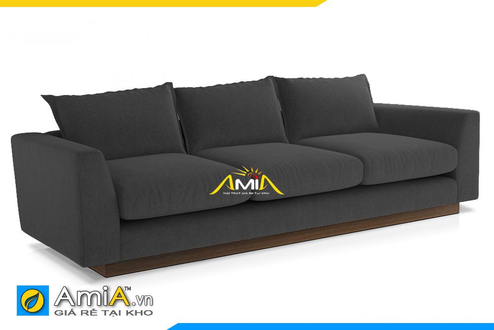 ghế sofa chiều cao thấp AmiA 20101