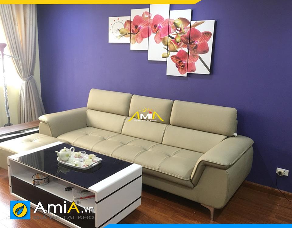 Sofa phòng khách nhỏ rẻ đẹp