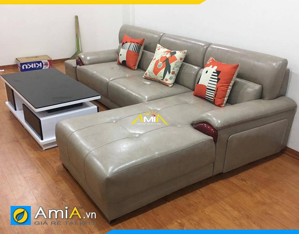 Hình ảnh sofa phòng khách rẻ đẹp