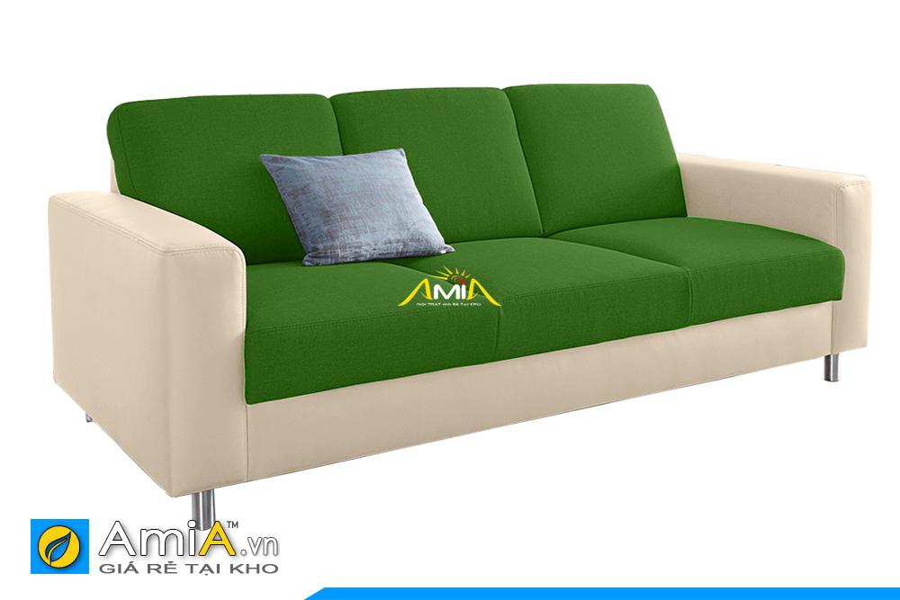 sofa phối 2 màu khác nhau đẹp
