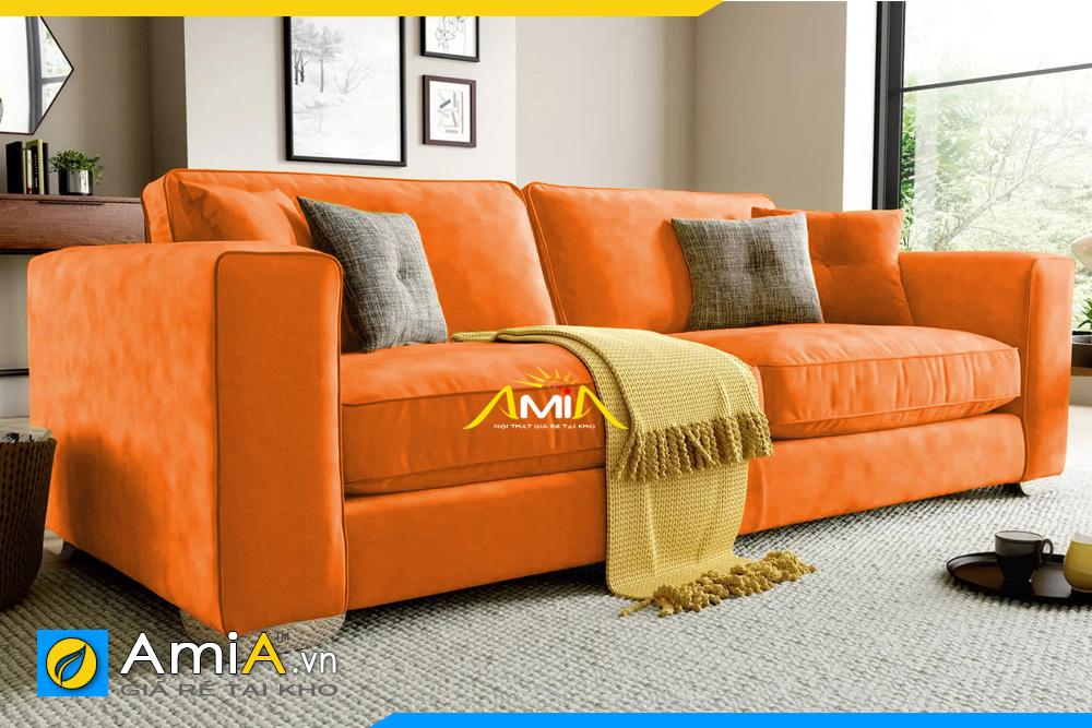 ghế sofa đẹp kê phòng khách nhỏ AmiA 20232