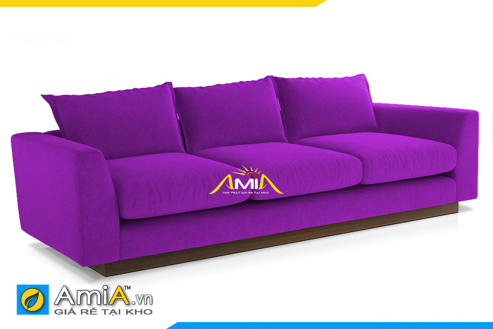 sofa chiều cao thấp thiết kế đẹp
