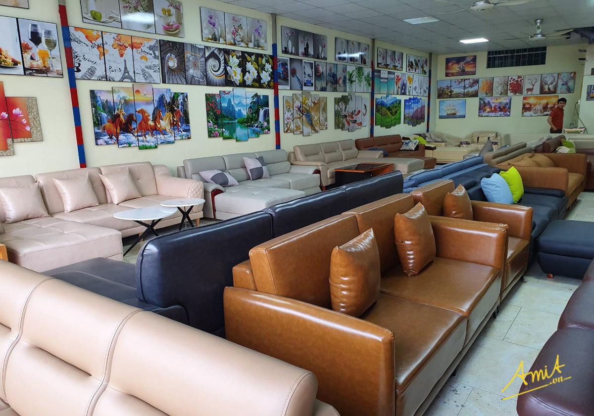 cửa hàng bán ghế sofa Hà Nội