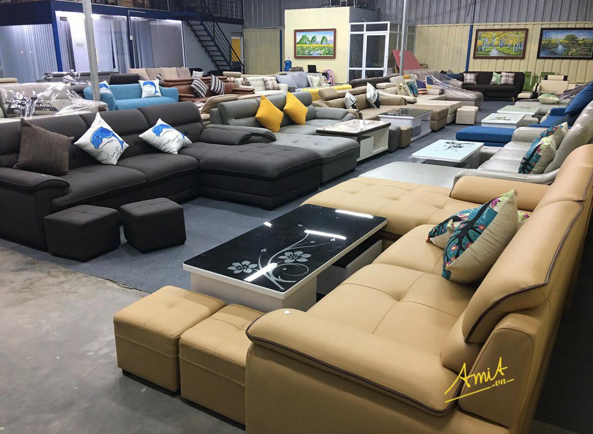 Địa chỉ bán sofa giá rẻ có sẵn nhiều